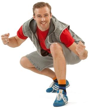 dance fitness med calle sterner