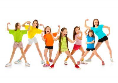 dansa på sommarlovet