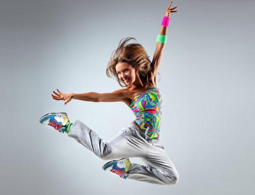 Danseliten tävlar i Lisebergshallen