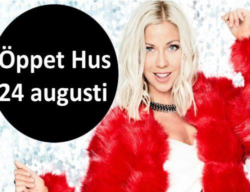 Öppet Hus i Göteborg med Sigrid Bernson
