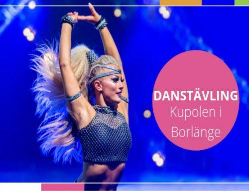 Danstävling på Kupolen i Borlänge